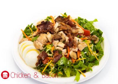 ©Patio Diner 2019, Chicken & Bacon Salad
